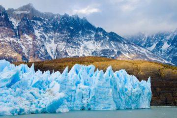 Glacier environment