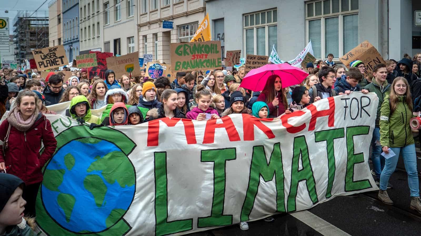 Fundraiser - Climate Strike