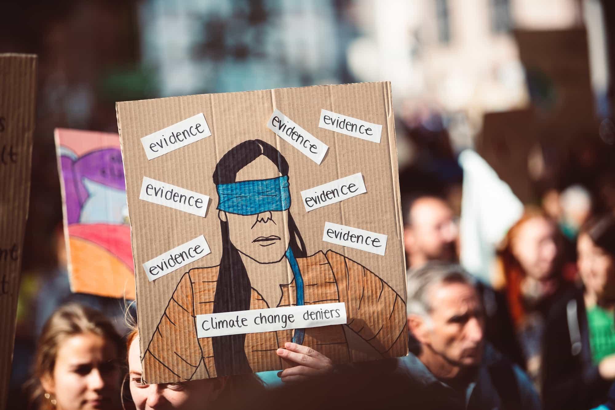 Flightnook-Climate March