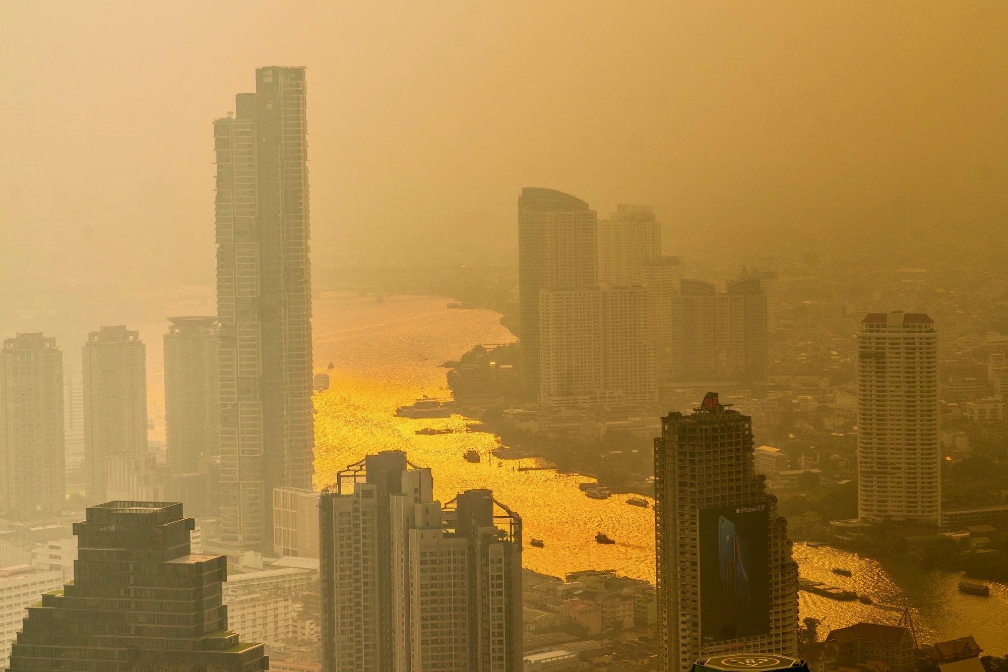 Flightnook - City pollution