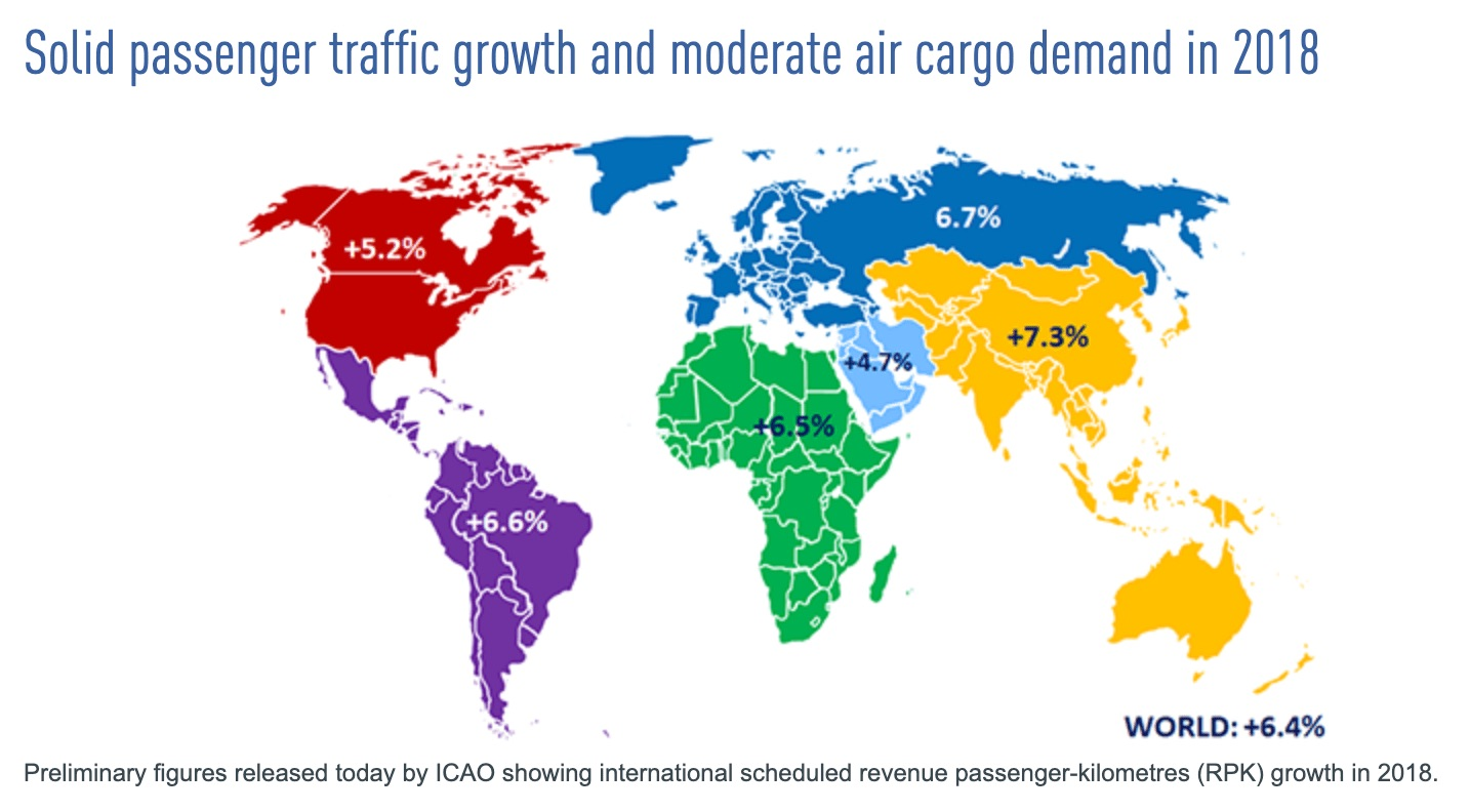 Flightnook-Air traffic growth
